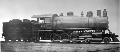 Baltimore & Ohio no. 1940 [2-8-0]