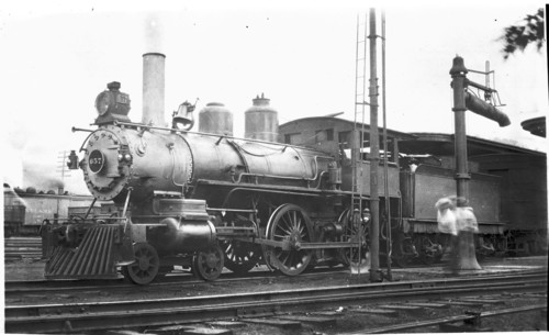 Baltimore & Ohio no. 0657 [4-4-0]