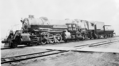 Baltimore & Ohio no. 7303 [2-8-8-2]