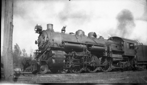 Baltimore & Ohio no. 5112 [4-6-2]