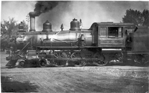 Baltimore & Ohio no. 0118 [4-6-0]