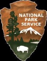 National Park Service arrowhead logo