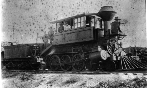 Baltimore & Ohio no. 0219 [4-6-0]