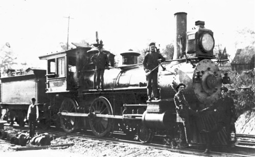 Baltimore & Ohio no. 0617 [4-4-0]