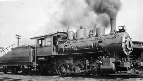 Baltimore & Ohio no. 1179 [0-6-0]