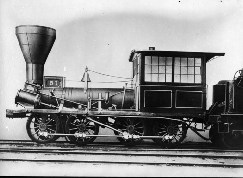 Baltimore & Ohio no. 0051 [0-8-0]