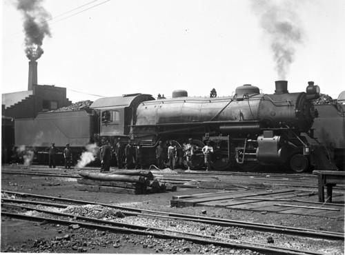 Baltimore & Ohio no. 4059 [2-8-2]