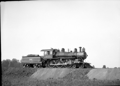 Baltimore & Ohio no. 1310 [4-6-0]