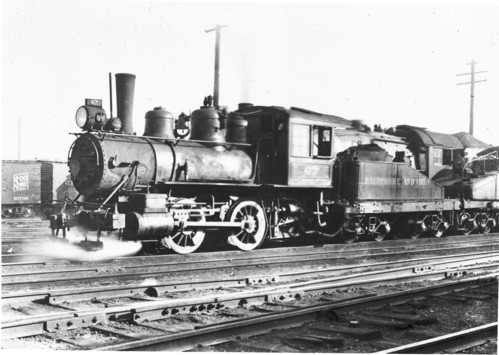 Baltimore & Ohio no. 0067 [0-4-0]