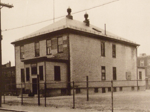 Original building of the Cambridge Community Center ca. 1930s