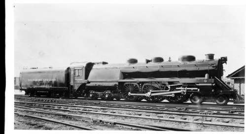 Baltimore & Ohio no. 0002 [4-6-4] Lord Baltimore