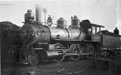 Baltimore & Ohio no. 0925 [2-6-0]