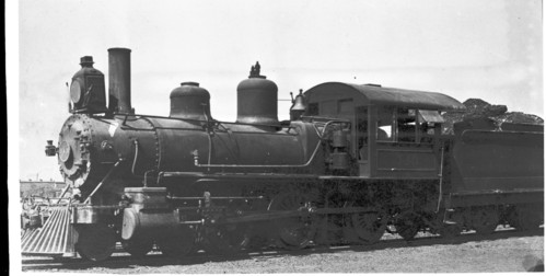 Baltimore & Ohio no. 0143 [4-6-0]