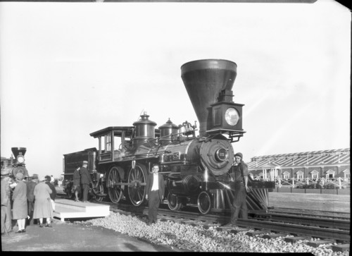 Baltimore & Ohio no. 0025 [4-4-0]