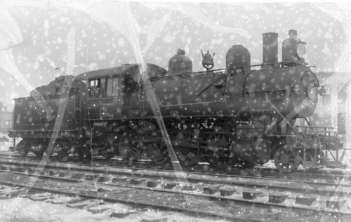 Baltimore & Ohio no. 1242