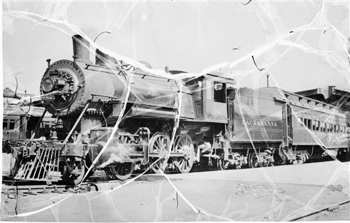 011/001.260--Delaware, Lackawanna & Western Railroad Locomotives [Group 04]