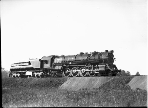 Baltimore & Ohio no. 5501 [4-8-2]