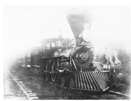 Baltimore & Ohio no. 0026 [0-6-0]