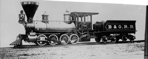 Baltimore & Ohio no. 0262 [0-8-0]