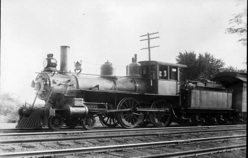 Baltimore & Ohio no. 0817 [4-4-0]