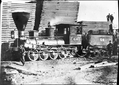 Baltimore & Ohio no. 0054 [0-8-0]