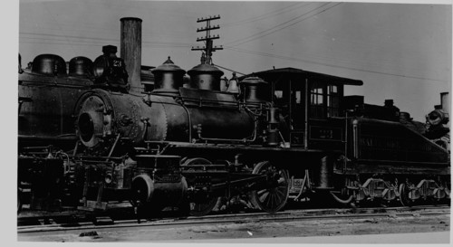 Baltimore & Ohio no. 0023 [0-4-0]