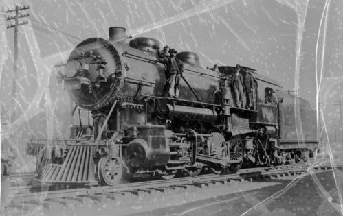 Baltimore & Ohio no. 2518