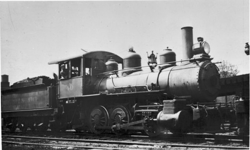 Baltimore & Ohio no. 0040 [0-6-0]