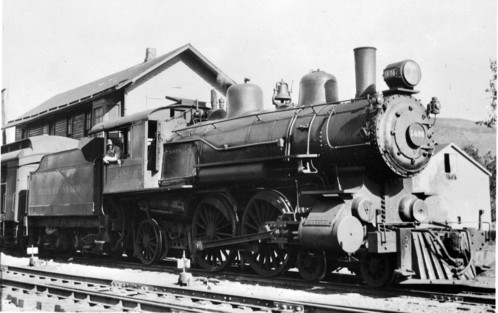 Baltimore & Ohio no. 1486 [4-4-2]