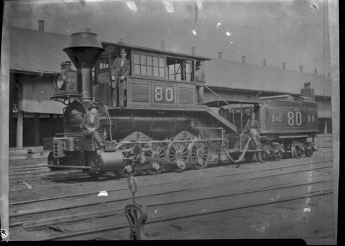 Baltimore & Ohio no. 0080 [0-8-0]