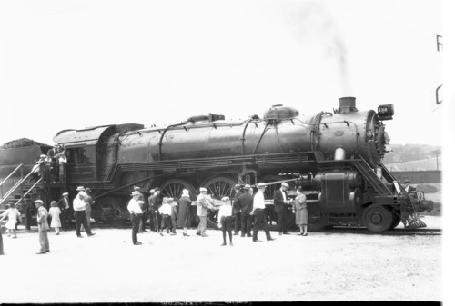 Baltimore & Ohio no. 5318