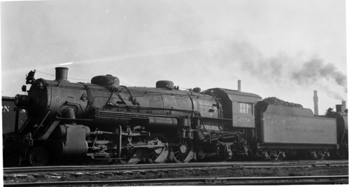 Baltimore & Ohio no. 4551 [2-8-2]