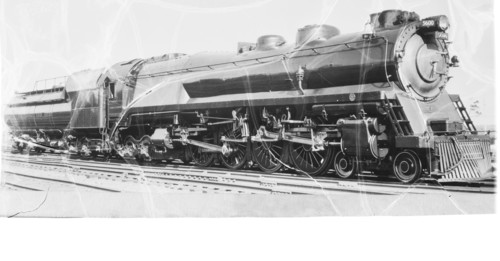 Baltimore & Ohio no. 5600 [4-8-4]