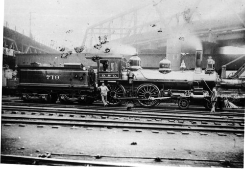 Baltimore & Ohio no. 0719 [4-4-0]