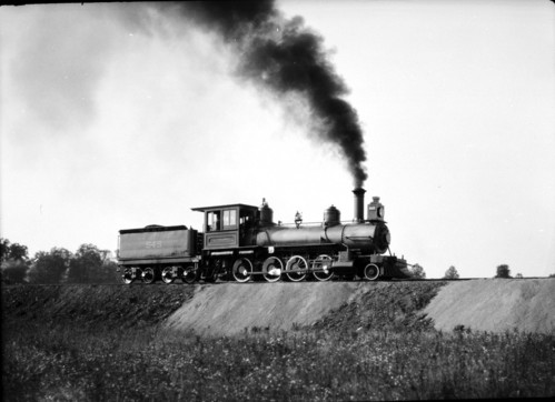 Baltimore & Ohio no. 0545 [2-8-0]
