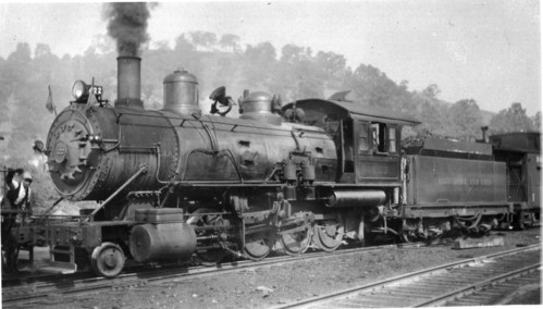 Baltimore & Ohio no. 0422 [2-8-0]