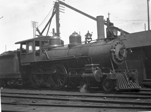 Baltimore & Ohio no. 0765 [4-4-0]