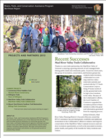 RTCA 2013 Vermont News. This brochure provides information about the current projects and recent successes.