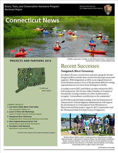 RTCA 2014 Connecticut News