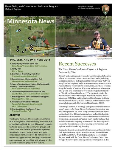 RTCA 2011 Minnesota News