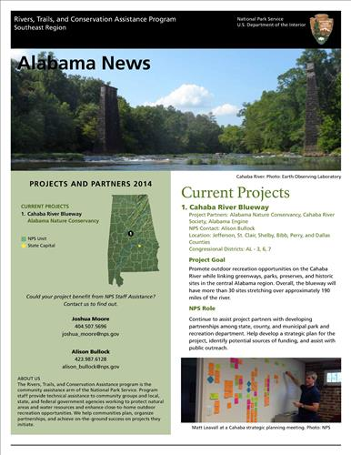 RTCA 2014 Alabama News