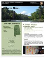 RTCA 2014 Alabama News. This brochure provides information about the current projects and recent successes.