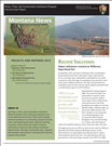 RTCA 2013 Montana News. This brochure provides information about the current projects and recent successes.