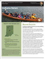 RTCA 2013 Indiana News. This brochure provides information about the current projects and recent successes.