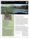 RTCA 2010 Idaho News. This brochure provides information about the current projects and recent successes.