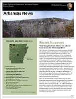 RTCA 2014 Arkansas News. This brochure provides information about the current projects and recent successes.