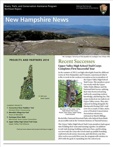 RTCA 2014 New Hampshire News