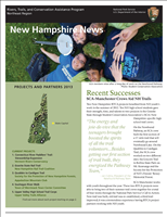 RTCA 2013 New Hampshire News. This brochure provides information about the current projects and recent successes.
