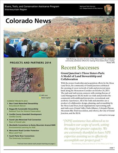 RTCA 2014 Colorado News