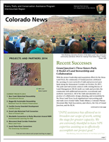 RTCA 2014 Colorado News. This brochure provides information about the current projects and recent successes.